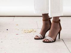 Dear Frances Natalie heels copper