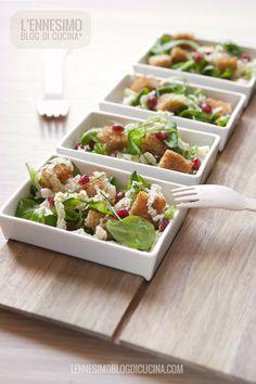 insalata invernale (winter salad) © lennesimoblog