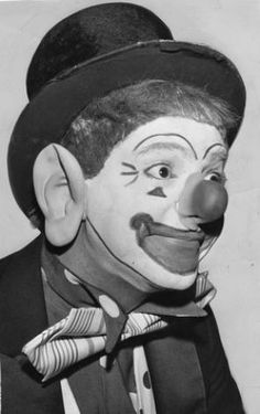 I had the pleasure of meeting J P Patches more than one time. This is the clown of my childhood.