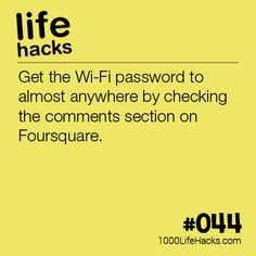 Easiest Way To Find Free WiFi