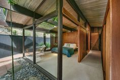 mid century home by Roger Lee was designed in 1954 and completed in 1955, this is the first time 440 Camino Sobrante aka the Wilkinson house has ever been on the market