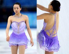 Mao Asada ladies, short 2014 Winter Olympics, Sochi