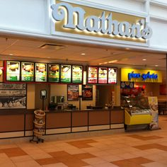 Nathans  - Savannah Square, We regret that Pino Gelato is no longer with us as of July 2015