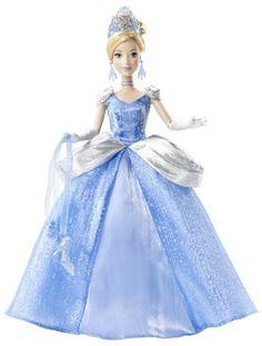 2012 Disney Princess Cinderella Holiday Princess Barbie Doll 0746775058678 for sale online New Cinderella Movie, Cinderella Disney, Princess Barbie Dolls, Princess Toys, Aladdin Princess, Princess Aurora, Princess Bubblegum, Princesa Ariel Disney, Princesas Disney