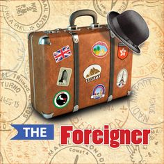 THE FOREIGNER - April/May 2017