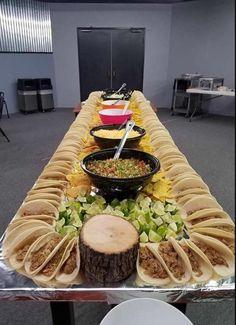 Taco buffet yooo
