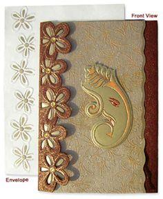 Hindu Wedding Cards, Indian Wedding Invitation Cards, Wedding Gallery, Stargazing, Beautiful Flowers, The Incredibles, Frame, Indian Weddings, Ganesh