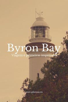 Viagem para #Byron Bay e primeiras impressões #Austrália