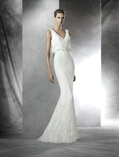 Pronovias Preslie Wedding Dress