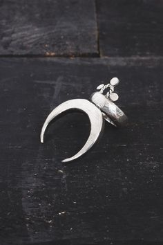 slave to starry nights ring - plutania blue - sisters ofthe black moon