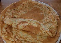 Palacsinta, élesztős, puha, imádom. :)   Házisárkány receptje - Cookpad receptek Bread, Cooking, Cake, Ethnic Recipes, Food, Kitchen, Brot, Kuchen, Essen