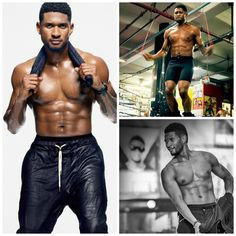 URSHHHHHHHHH + his greatest music vid  http://www.casacastruzzo.com/2014/07/hump-day-treat-usher-raymond/