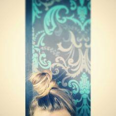 Bun! Ornament wallpaper.  https://instagram.com/holla_jazzy/