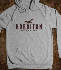Hobbiton. This hoodie shall be mine!