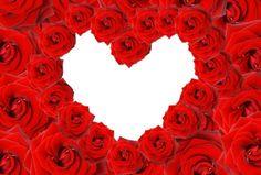 赤い薔薇 ハートの壁紙 | 壁紙キングダム PC・デスクトップ版