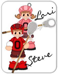 Sports Tot (Steve & Lori)