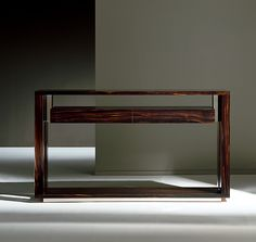 This console table could be cut down to size.