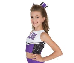 Cheer - Teamwere Costume From Hamilton's Theatrical Supply