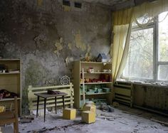 Of all the places I want to go to: Pripyat, Ukraine (McMillan)