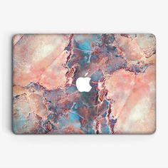 Pink Fade Art Artwork Texture Pattern Design Keyboard Decals by Moonlight Printing for 11 inch MacBook Air