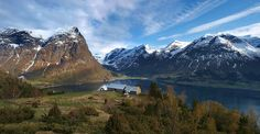 Trasa turystyczna Gamle Strynefjellsvegen
