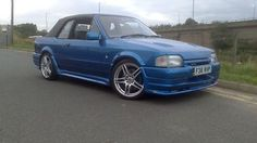 Ford Escort Rs Turbo Cab - http://www.fordrscarsforsale.com/1161