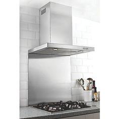 Hafele Catering Grade Splashback 600 x 750 x | Splashbacks | Screwfix.com