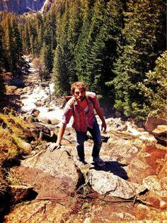 We can take a hike Mr. Mountain Man