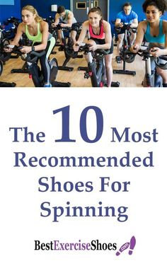 Spinning Shoes – The 10 Best Pairs For Indoor Cycling
