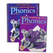 MCP Plaid Phonics Kindergarten Homeschool Bundle   -