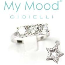 Gioielli argento My Mood - Anelli, Bracciali, Orecchini e Collane italiani