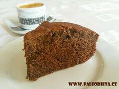 Makovec bez přidaného cukru ~ PALEO DIETA: Recepty pro dlouhý a spokojený život bez omezování