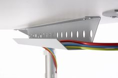 Kancelářský nábytek | Kabelový tunel délka (W) 90 cm | ADRON-SHOP - e-shop společnosti ADRON s.r.o.