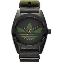 9361e4b993c Adidas Men s ADH2875 Santiago Watch. Relojes Deportivos Hombre ...