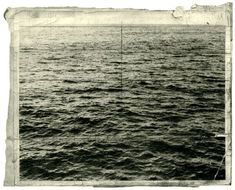 Vija Celmins, Working Photos