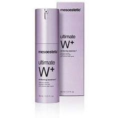 Mesoestetic Ultimate W+ Whitening Essence Skin Care Clinic, Beauty Cream, Whitening, Anti Aging, Medical, Personal Care, Cosmetics, Bottle, Check