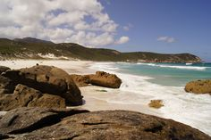 Wilson's Prom is the most southern point of mainland Australia and consists of beaches, bush, camp sites and walking trails. It is Victoria's oldest national park and is both incredibly popular and beautiful. It's this beauty that attracts large amounts of visitors on a daily basis.