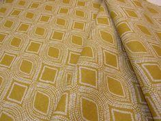 Impala Mustard B71 | Textile Express | Fabric | Harvest fabric