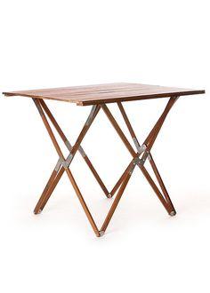Ballard   Campaign Folding Table