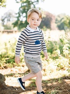 All the Details on Prince George's Bargain Birthday Outfits| The British Royals, The Royals, Prince George