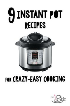Mad for the Instant Pot or another electric pressure cooker? From stews to homemade yogurt, we've collected some easy and delicious recipes you'll want to try!