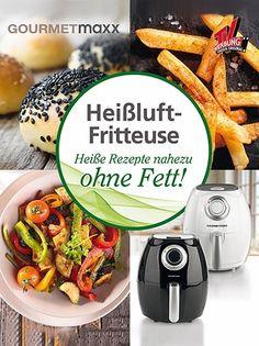 Schnelle, einfache & gesunde Rezepte Tv Shopping, Tower Air Fryer, Deep Fryer Recipes, Healthy Recipes, Net Shopping