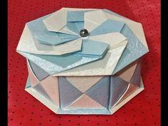 172.팔각조립상자접기.종이접기.종이공예.origami.오월의장미.인형.퀼트.