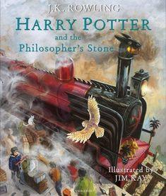 Harry Potter and the Philosopher's Stone. Illustrated Edition (Harry Potter Illustrated Edition) von Joanne K. Rowling http://www.amazon.de/dp/1408845644/ref=cm_sw_r_pi_dp_7E-gwb17PXF5C