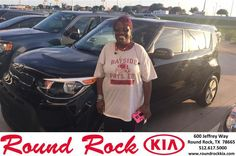 https://flic.kr/p/Jhk4Vh | Happy Anniversary to Rita on your #Kia #Soul from Brent Graham at Round Rock Kia! | deliverymaxx.com/DealerReviews.aspx?DealerCode=K449