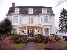 Hayden House in Eastport, Maine. Built in 1805.