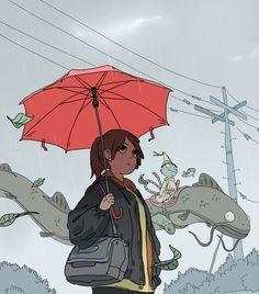 Rainy Day by Varguy