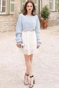 Emilia Schule In Dior