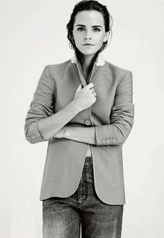 Emma Watson - Elle UK December 2014