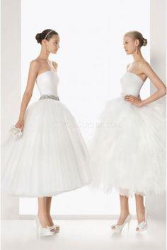 Corte Recto Vestidos de novia 2013